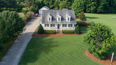 Nashville Single Family Home For Sale: 733 W Beulah Road