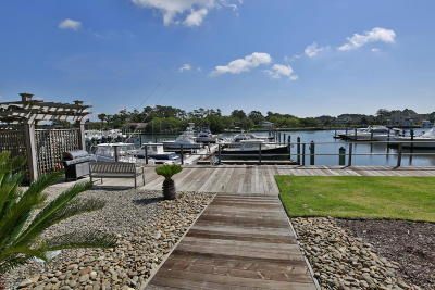 Morehead City Condo/Townhouse For Sale: 150 Lands End Road #A33 &amp