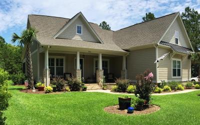 Bolivia Single Family Home Pending: 802 Cedarhurst Drive SE