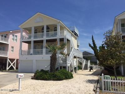Holden Beach Single Family Home For Sale: 140 Southshore Drive