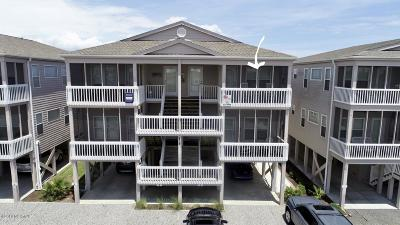 Sunset Beach Condo/Townhouse Pending: 419 27th Street #C