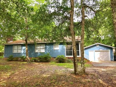 Oak Island Single Family Home For Sale: 225 NE 36th Street