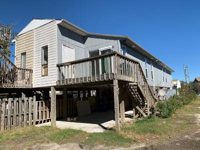 North Topsail Beach, Surf City, Topsail Beach Condo/Townhouse For Sale: 227 Sandpiper Drive