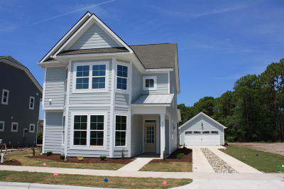 Beaufort Single Family Home For Sale: 213 Gray Duck Drive