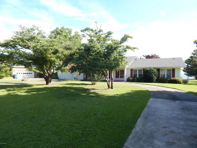 New Bern Single Family Home For Sale: 200 E Palmer Drive