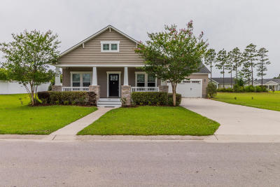 Jacksonville Single Family Home For Sale: 101 Farmstead Place #Lot 20 &