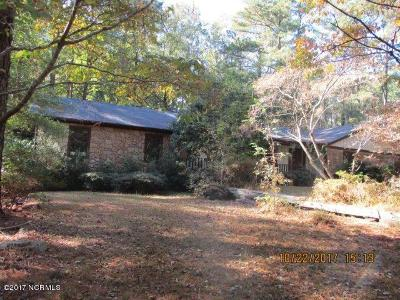Rocky Mount Single Family Home For Sale: 11 Wimberly Avenue