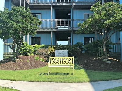 Onslow County Condo/Townhouse For Sale: 2210 New River Inlet Road #156