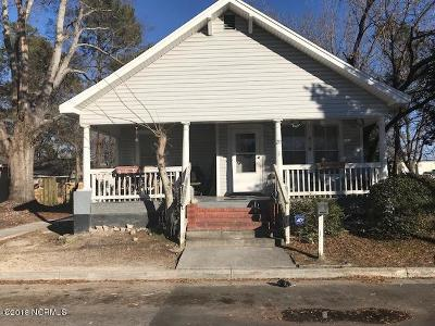 Wilmington Single Family Home Pending: 20 Evans Street