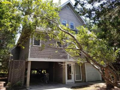 Bald Head Island Single Family Home For Sale: 8 Spikerush Court