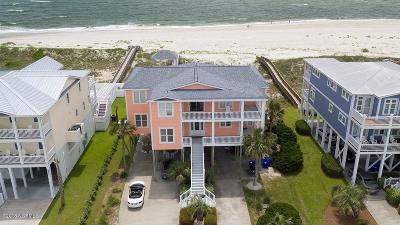 Oak Island Single Family Home For Sale: 6955 Kings Lynn Drive