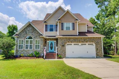 Hampstead Single Family Home For Sale: 148 Mae Drive