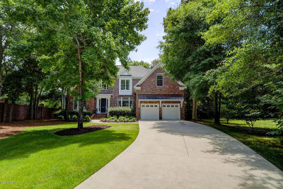 Wilmington Single Family Home For Sale: 1603 Airlie Forest Court
