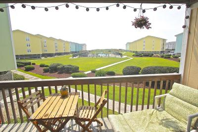 North Topsail Beach, Surf City, Topsail Beach Condo/Townhouse For Sale: 918 N New River Drive #417