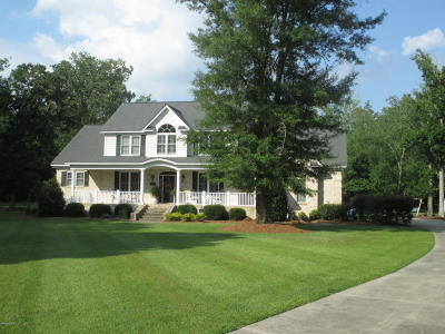 Pitt County Single Family Home For Sale: 1805 Manor Court