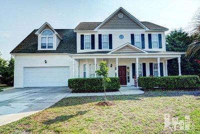 Hampstead Single Family Home For Sale: 289 Twin Oaks Drive