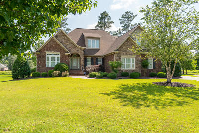 New Bern Single Family Home For Sale: 229 Ticino Court