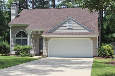 Oriental Single Family Home For Sale: 7107 Brigantine Boulevard