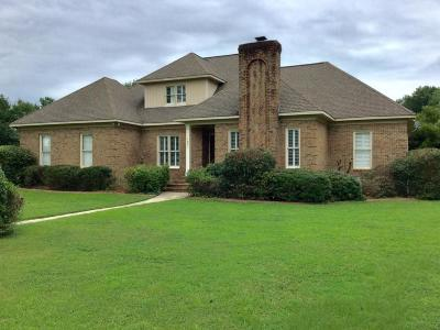 Winterville Single Family Home For Sale: 1901 Thomas Langston Road