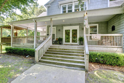 Wilmington Single Family Home For Sale: 600 Scotts Hill Loop Road