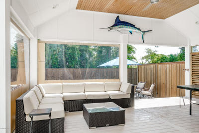 Beaufort Single Family Home For Sale: 111 Pearl Drive