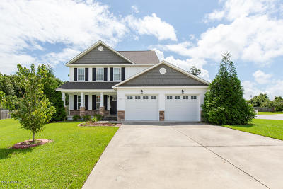Richlands Single Family Home For Sale: 307 Dillard Lane