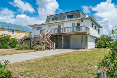 28465 Single Family Home For Sale: 420 Caswell Beach Road