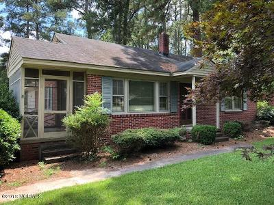 Edgecombe County Single Family Home For Sale: 1901 W Howard Avenue