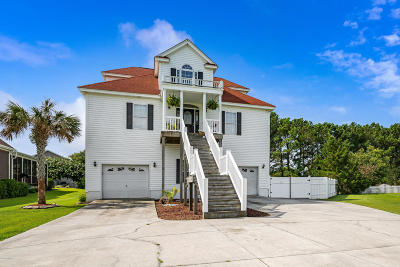 Newport Single Family Home For Sale: 213 Tidewater Drive