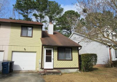 Jacksonville Rental For Rent: 123 Brenda Drive