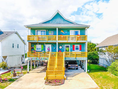 Holden Beach Condo/Townhouse Pending: 286 Brunswick Avenue W #B