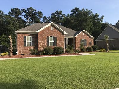 Jacksonville Single Family Home For Sale: 201 St Charles Lane