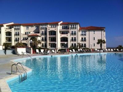 North Topsail Beach, Surf City, Topsail Beach Condo/Townhouse For Sale: 790 New River Inlet Road #117b