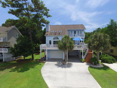 Emerald Isle Single Family Home For Sale: 8721 Emerald Plantation Road