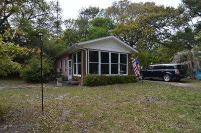 Atlantic Beach Single Family Home For Sale: 104 Shady Lane