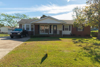 Jacksonville Single Family Home For Sale: 208 Noble Lane
