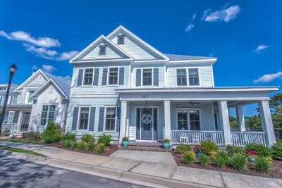 Wilmington Single Family Home For Sale: 925 Mound Battery Road