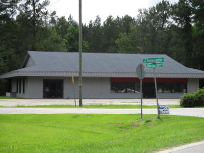 Lake Waccamaw Commercial For Sale: 10 Waccamaw Shores Road #R