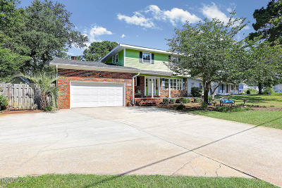 28461 Single Family Home For Sale: 815 E Moore Street
