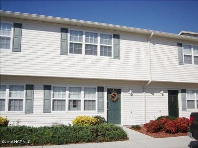 Swansboro Rental For Rent: 54 Pirates Cove Drive