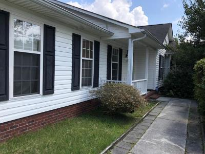 Onslow County Single Family Home For Sale: 113 Bethesda Street