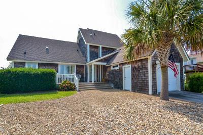 Atlantic Beach Single Family Home For Sale: 135 Bayview Boulevard