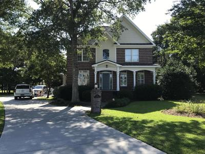 Cedar Point Single Family Home For Sale: 110 Deerfield Court