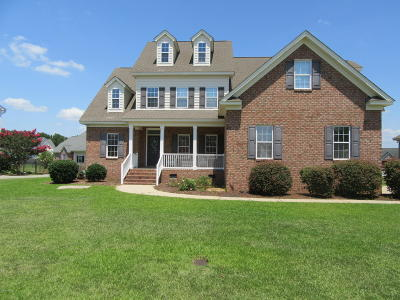 Winterville Single Family Home For Sale: 539 Stillwater Drive