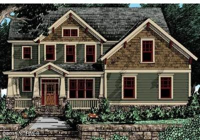 Onslow County Single Family Home For Sale: Southern Dunes #Lot 43