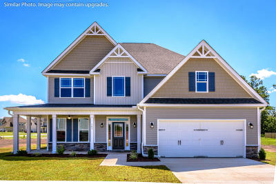 Onslow County Single Family Home For Sale: Southern Dunes #Lot 83