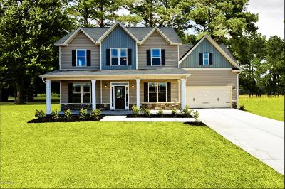 Onslow County Single Family Home For Sale: Southern Dunes #Lot 84