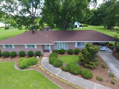 Whiteville Single Family Home For Sale: 4726 Smyrna Road
