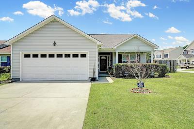 Leland Single Family Home For Sale: 2054 Willow Creek Lane