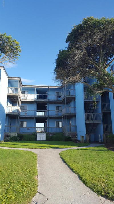 North Topsail Beach, Surf City, Topsail Beach Condo/Townhouse For Sale: 2264 New River Inlet Road #310